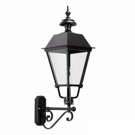 Breukelen Firkantet udendørs væglampe