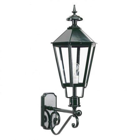 Loenen væglampe   stor udendørs væglampe   smuk klassisk værglampe   smedejern