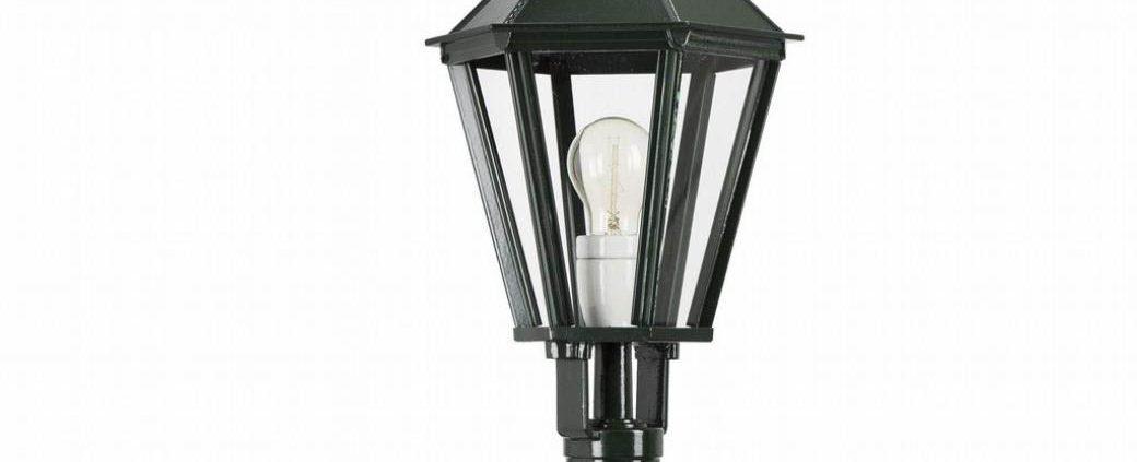M38 væglampe sekskantet smedejerslamper klassisk stil
