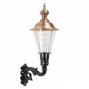 Væglampe Schardam Kobberlame, væglampe, klassiske lamper