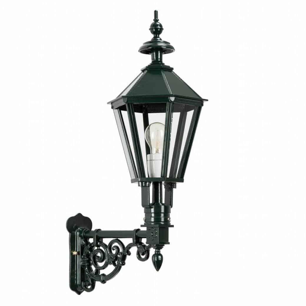 Spaarne væglampe | sekskantede lamper | udendørs lamper | klassisk herregårds stil