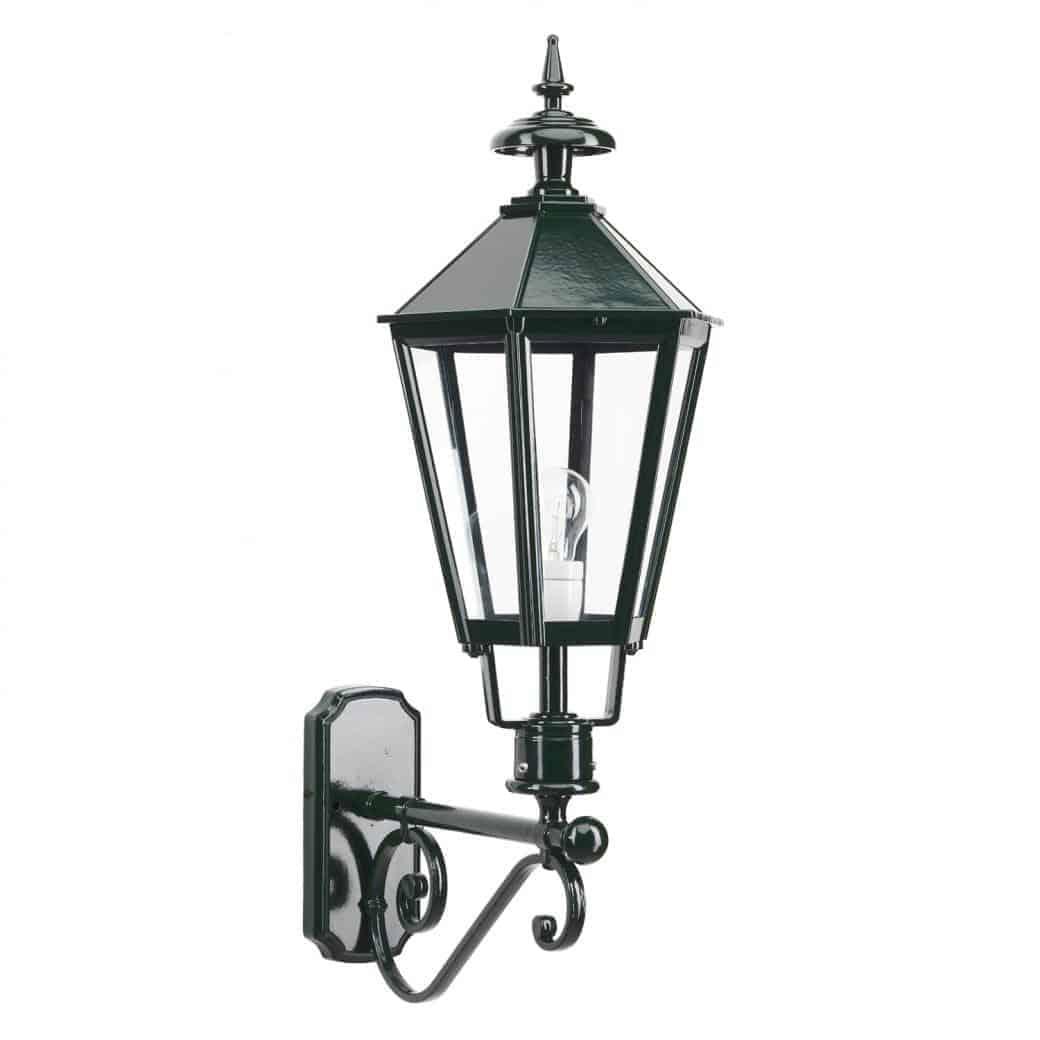 Vlist væglampe. Stor sekskantet væglampe romantiske væglamper herregårdslamper