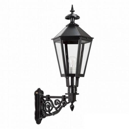 Weesp væglampe   sekskantet udendørs lampe klassisk herregårdsstil