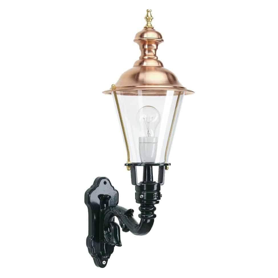 Væglampe Den Burg, lampe