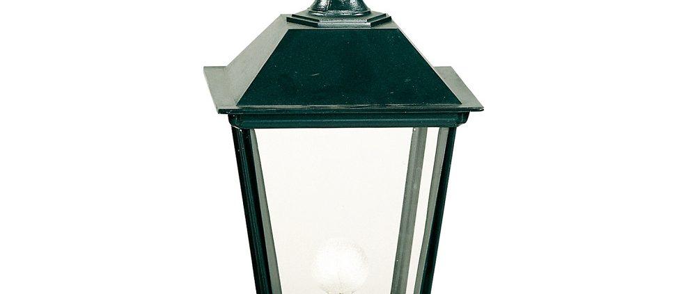 Lampehoved K6b firkantet lampehoved med stil