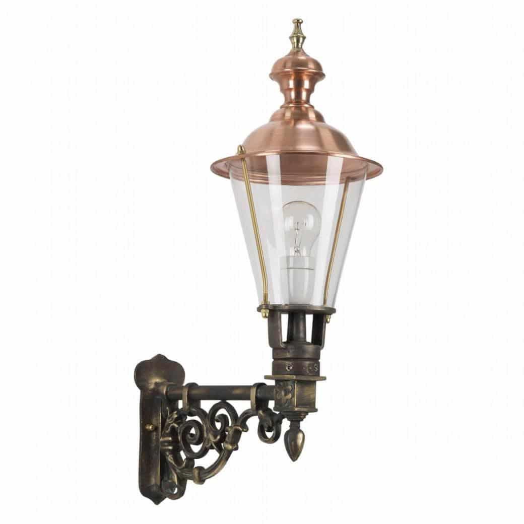 Waldburg messinglampe