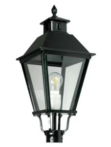 K9 Firkantet aluminiumslampe