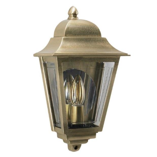 Murlampe Maritiem, Skibslampe, messinglampe, kvalitetslampe