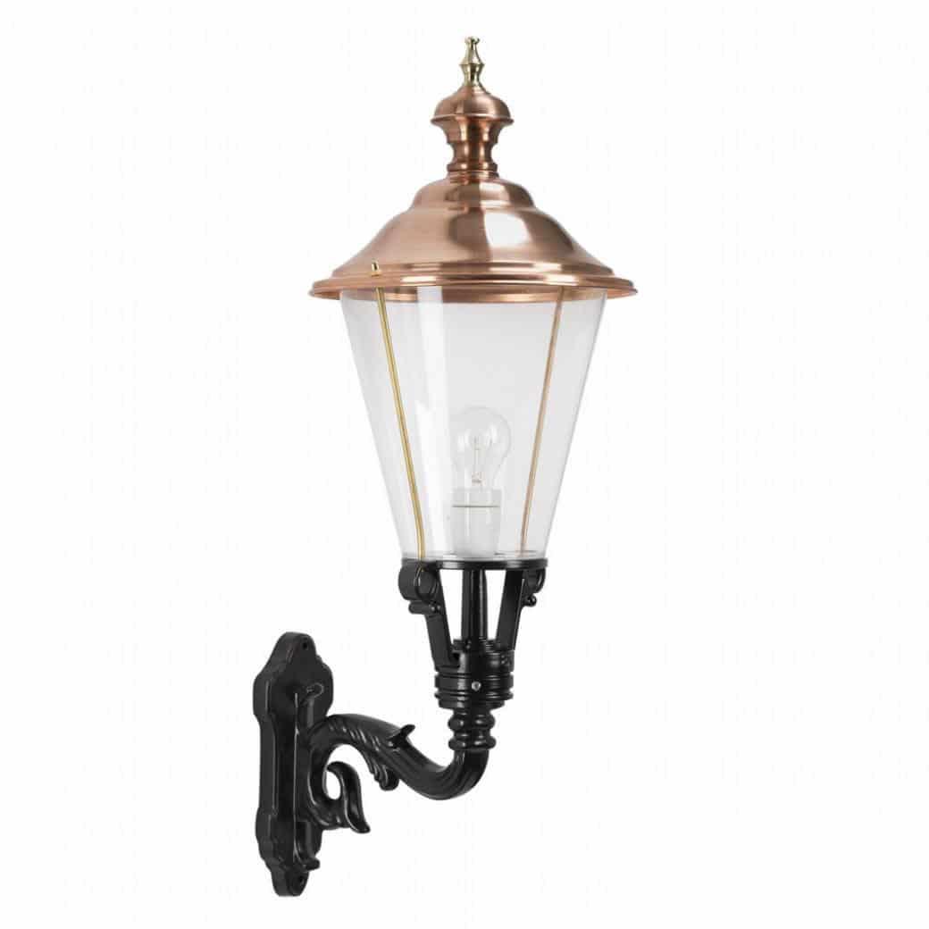 Enkhuizen kobber væglampe i klassisk stil