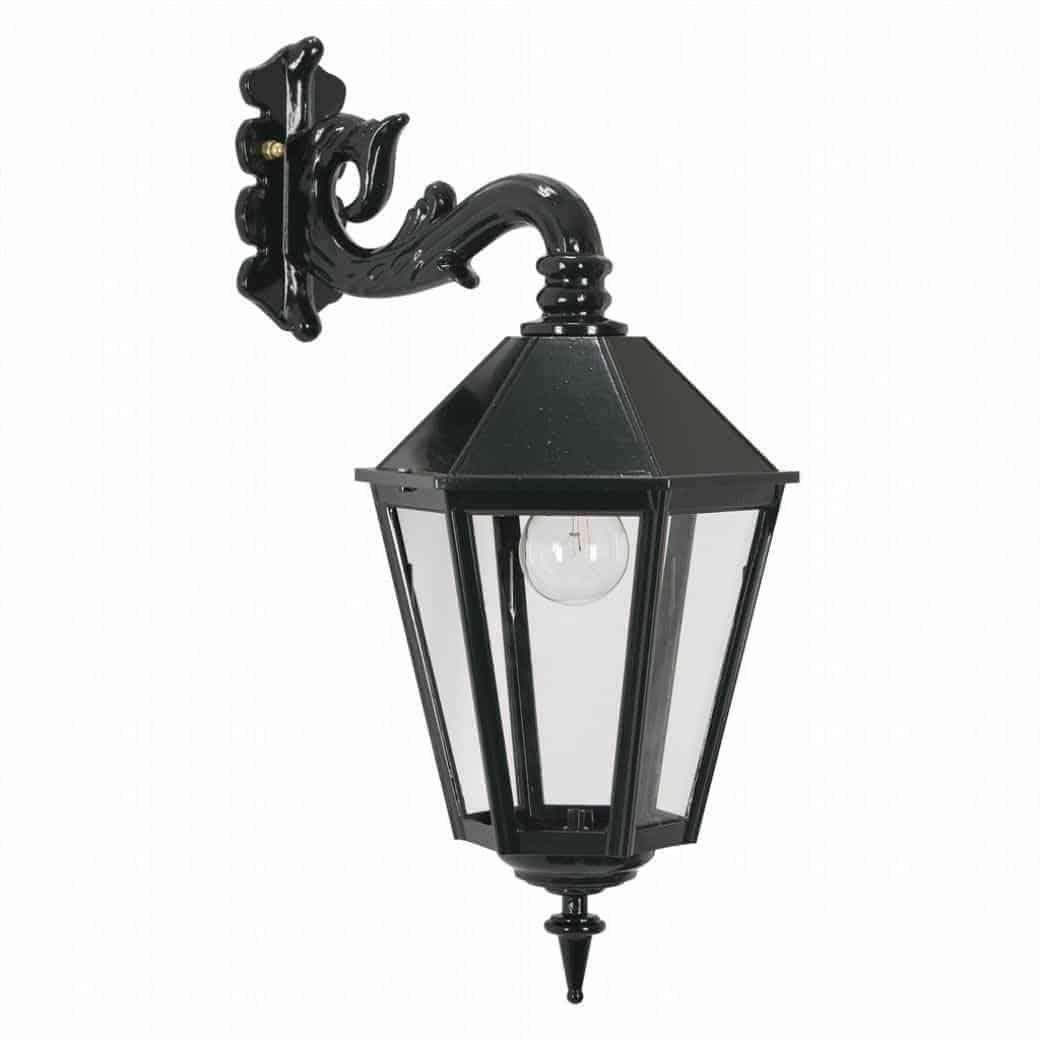 M 32 hængelampe | sekskantet klassisk lamper | gammeldags lampe | klassisk mørkegrøn