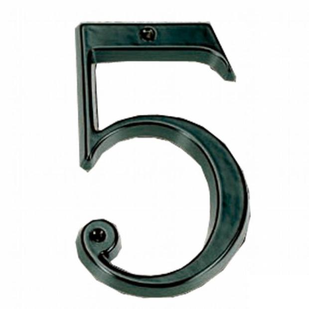Husnummer 5, klassiske tal