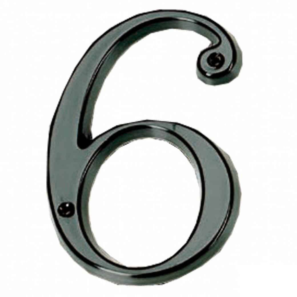 Husnummer 6 klassiske tal