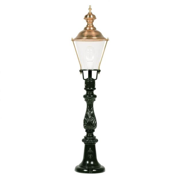 Bedlampe, Medemblik,, havelampe