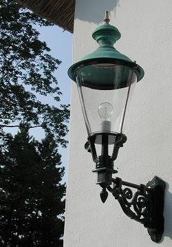 irgroen lampe